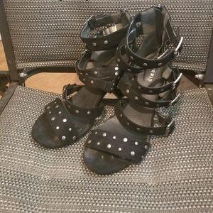 Torrid heels size 10w